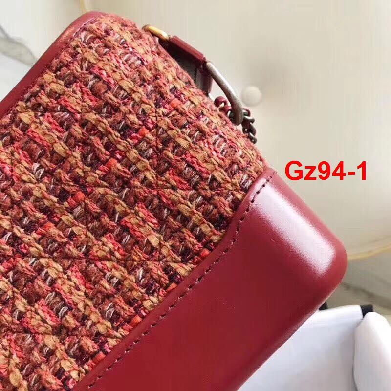 Gz94-1 Chanel túi size 20cm siêu cấp