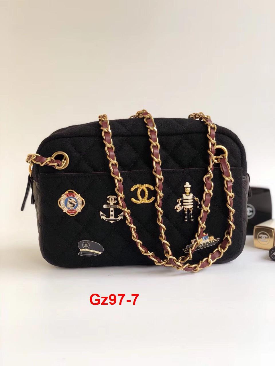 Gz97-7 Chanel túi size 23cm siêu cấp