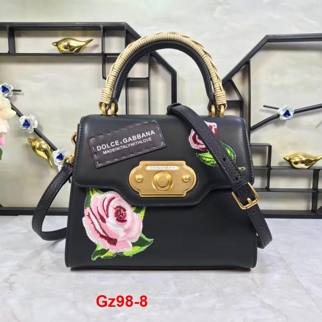 Gz98-8 Dolce Gabbana túi size 24cm siêu cấp