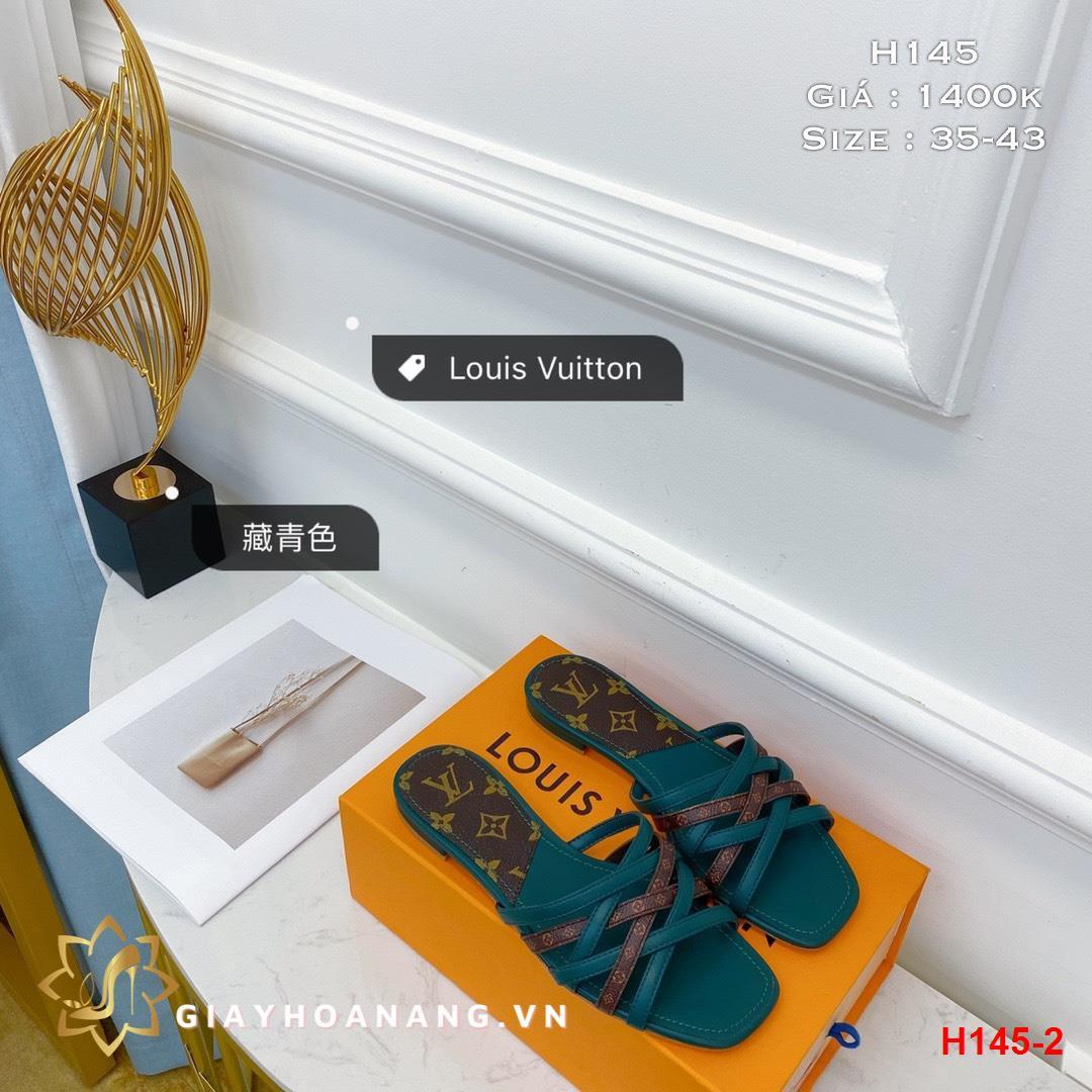 H145-2 Louis Vuitton dép bệt siêu cấp