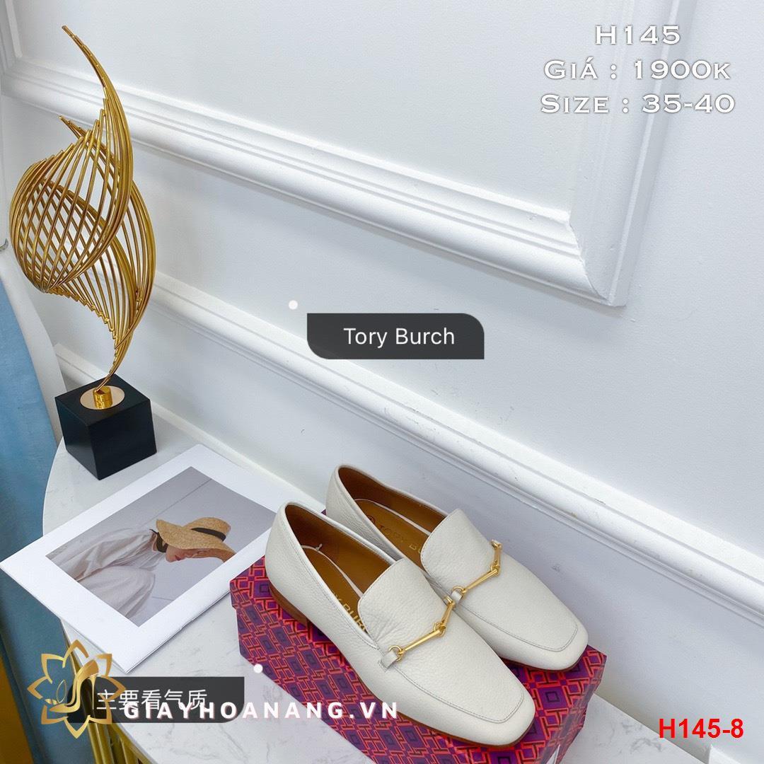 H145-8 Tory Burch giày lười siêu cấp