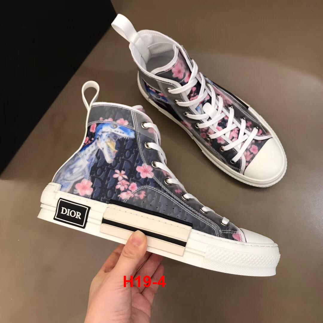 H19-4 Dior giày thể thao siêu cấp
