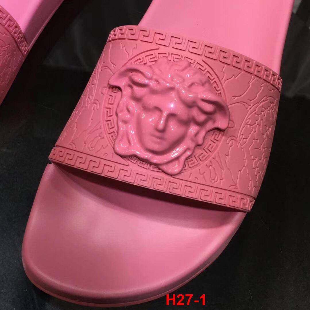 H27-1 Versace dép siêu cấp