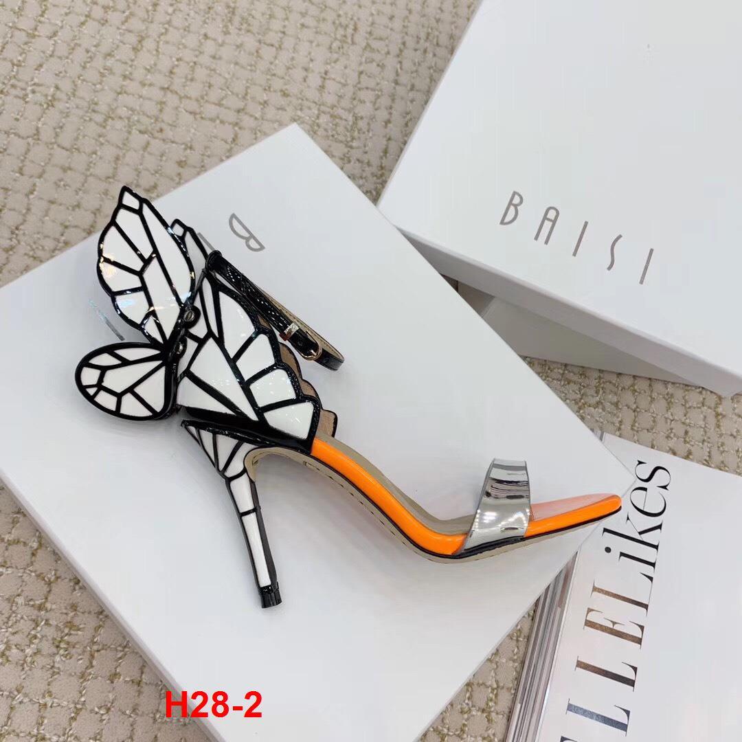 H28-2 Sophia Webster sandal cao 9cm siêu cấp