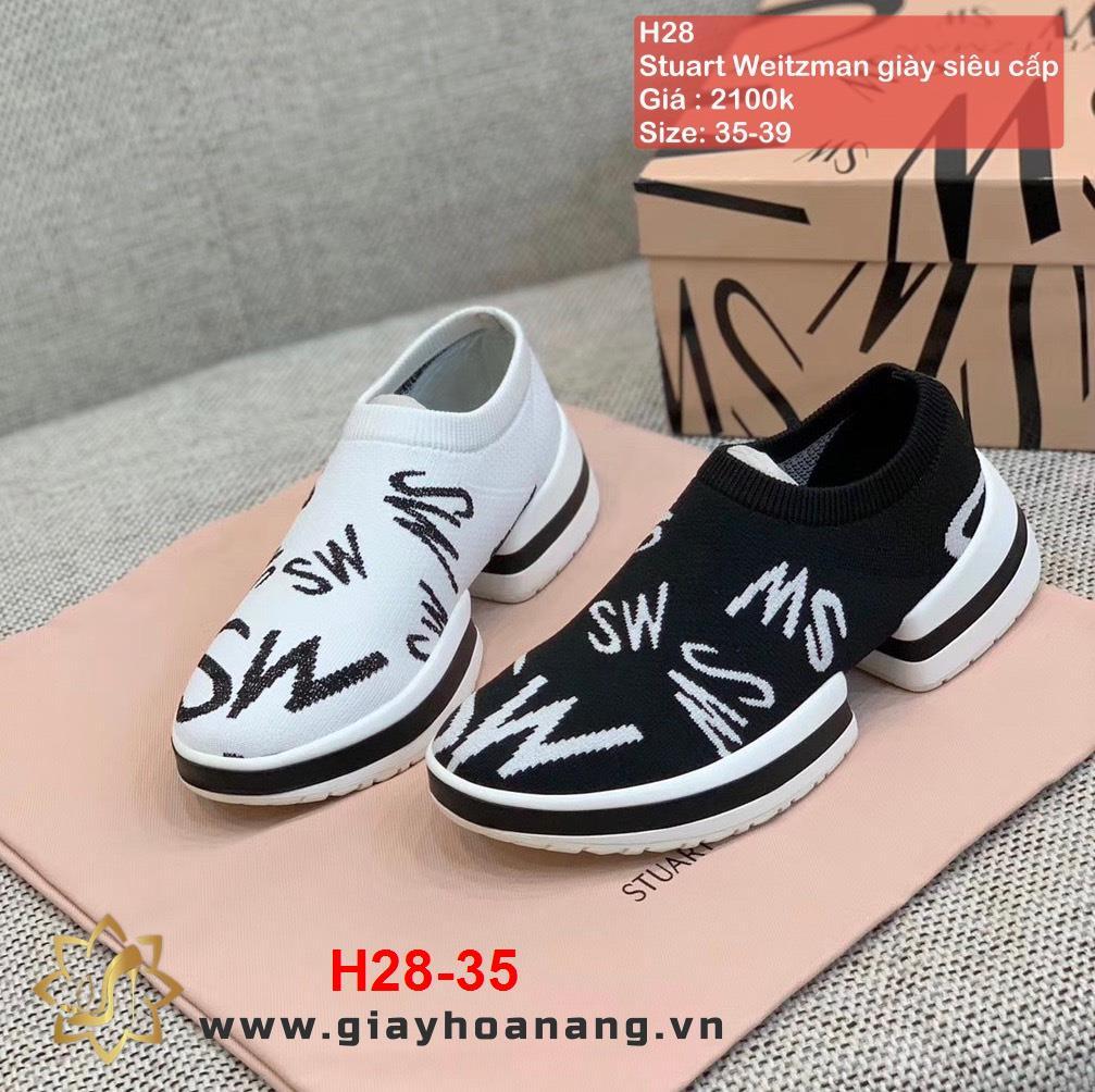 H28-35 Stuart Weitzman giày siêu cấp