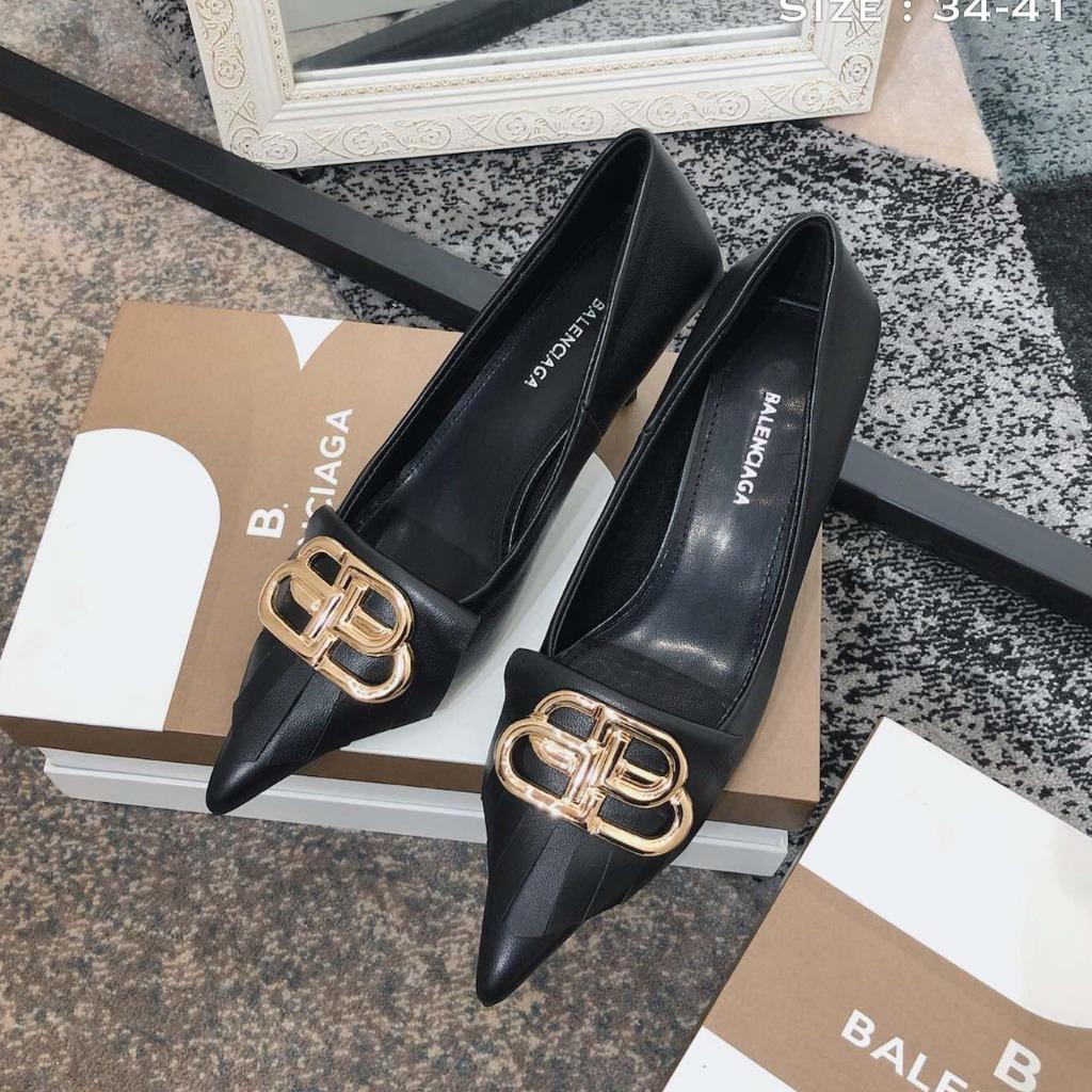 H41-4 Balenciaga giày cao 6cm siêu cấp
