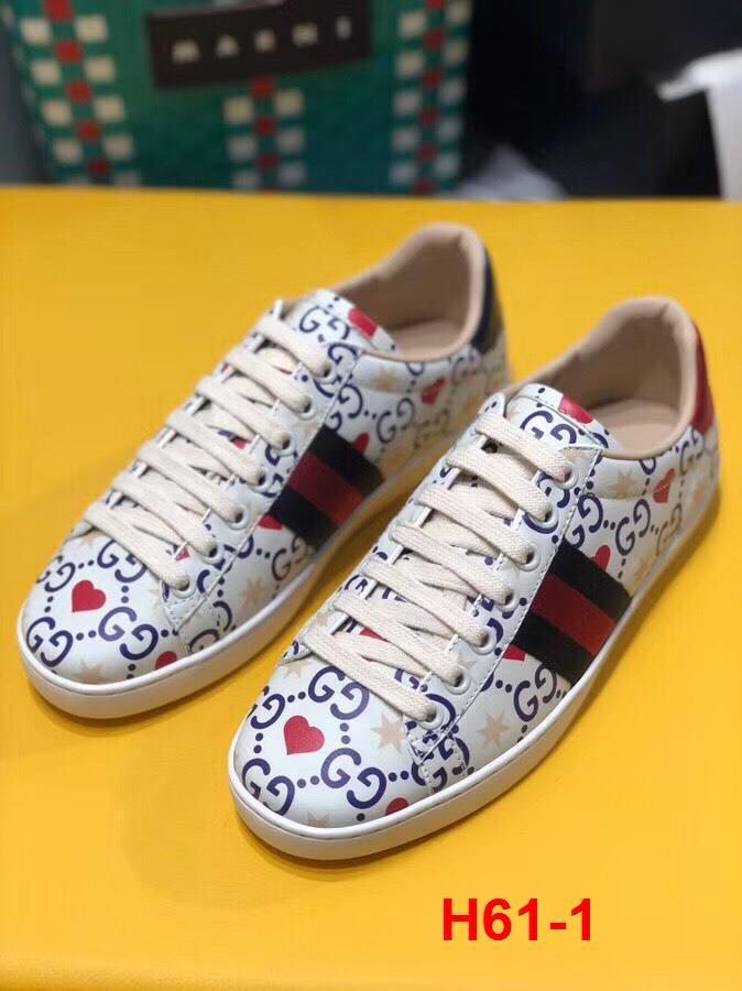 H61-1 Gucci giày thể thao siêu cấp