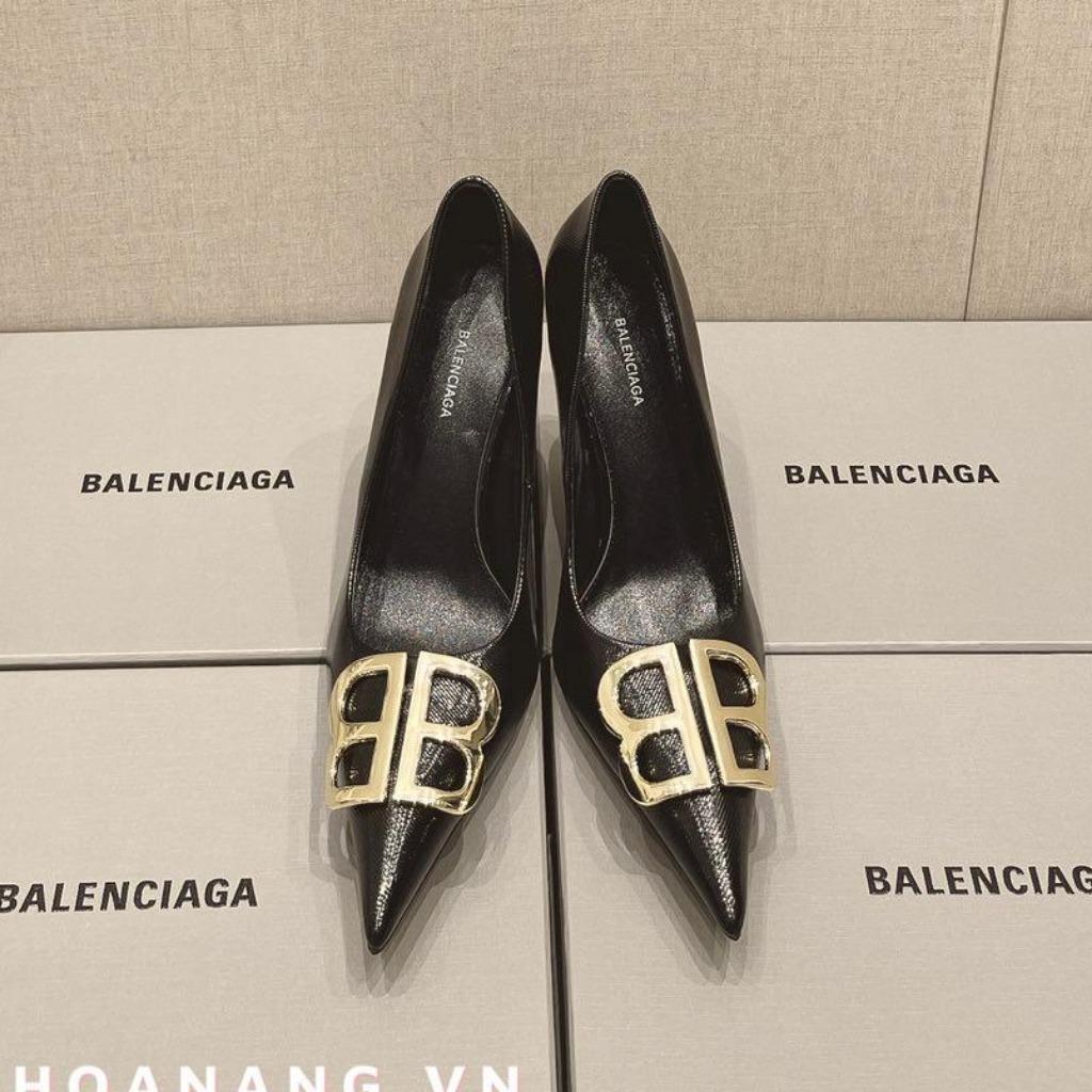 K18-40 Balenciaga giày cao 1cm , 4cm , 8cm , 10cm siêu cấp