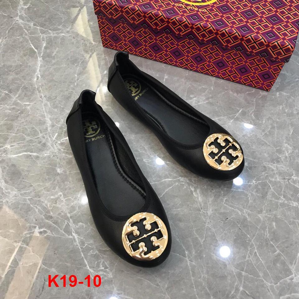 K19-10 Tory Burch giày bệt siêu cấp