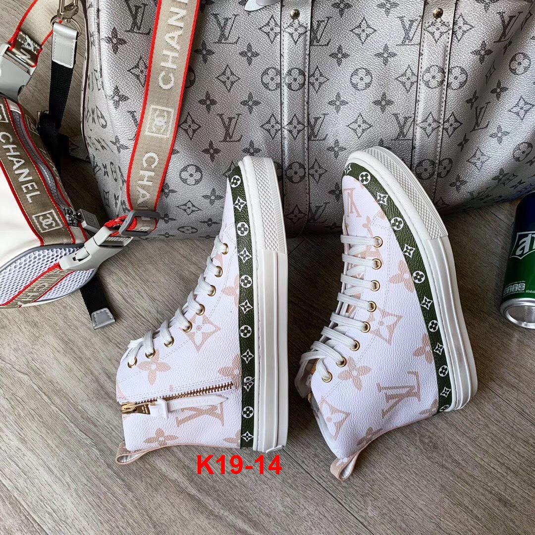 K19-14 Louis Vuitton giày thể thao siêu cấp