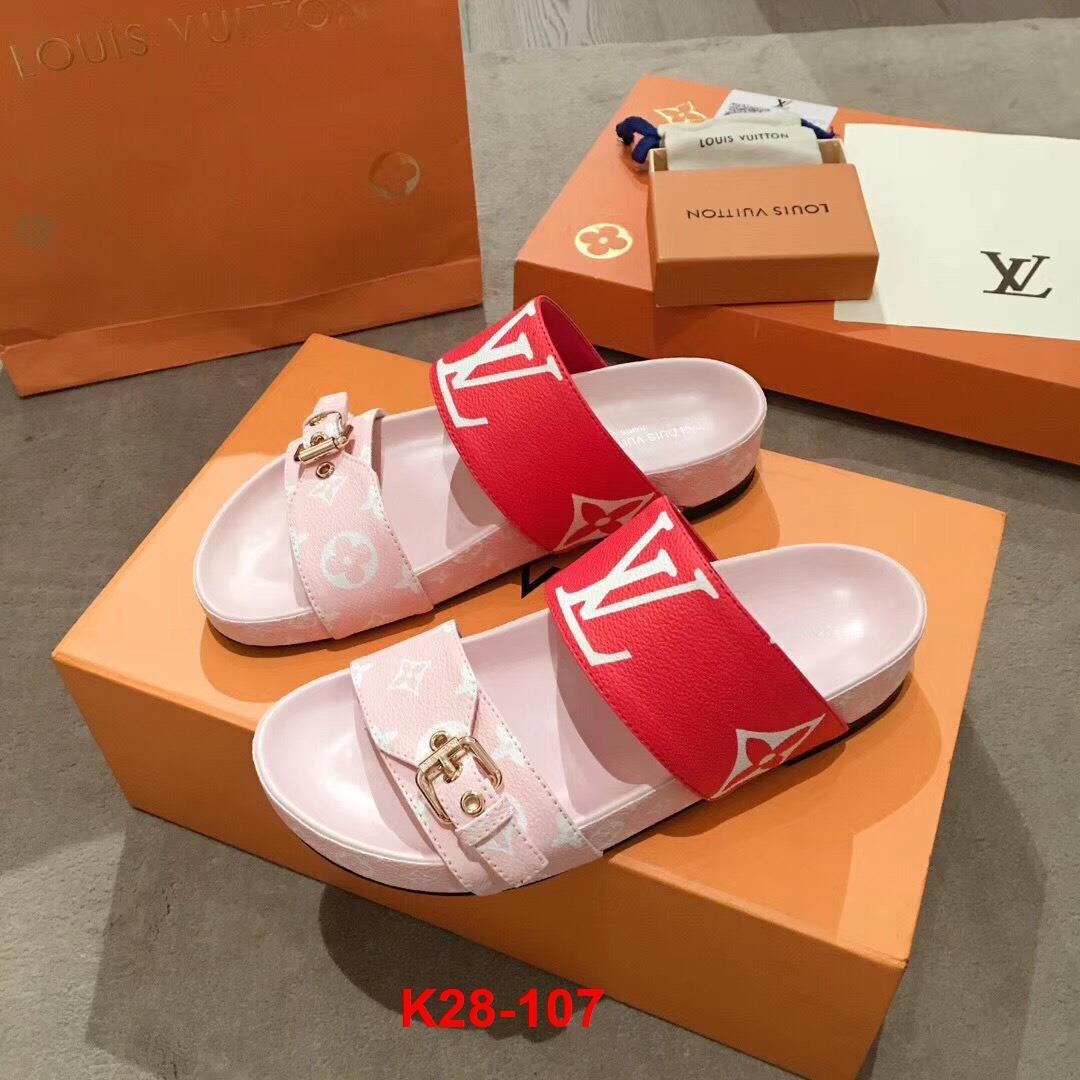K28-107 Louis Vuitton dép bệt siêu cấp