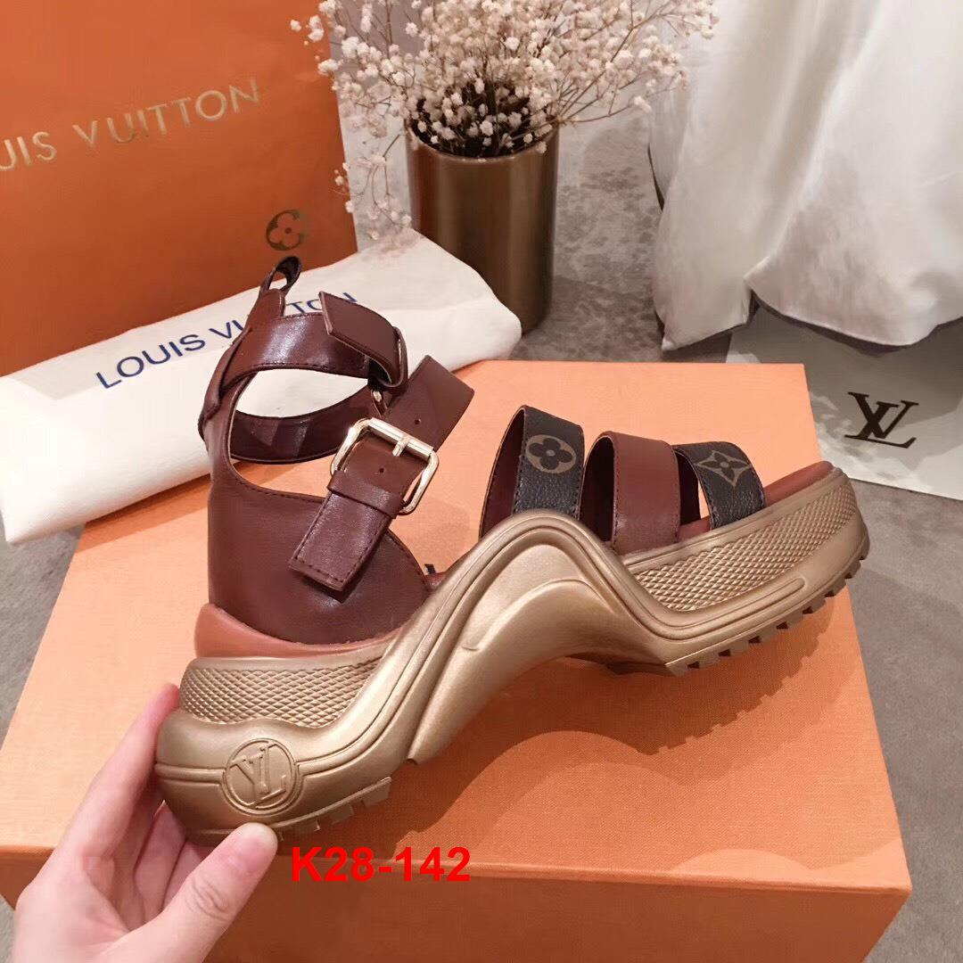 K28-142 Louis Vuitton sandal siêu cấp