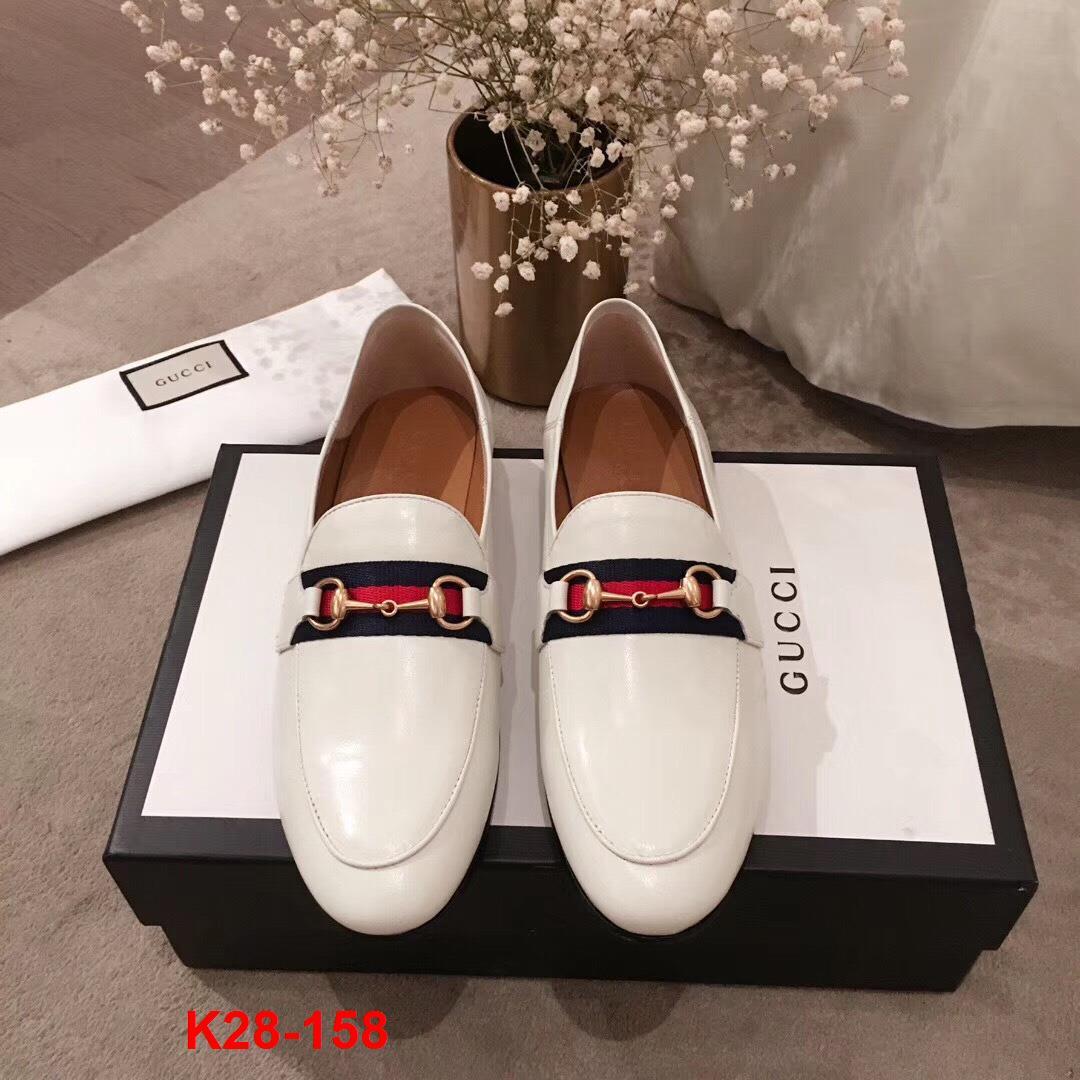 K28-158 Gucci giày lười siêu cấp