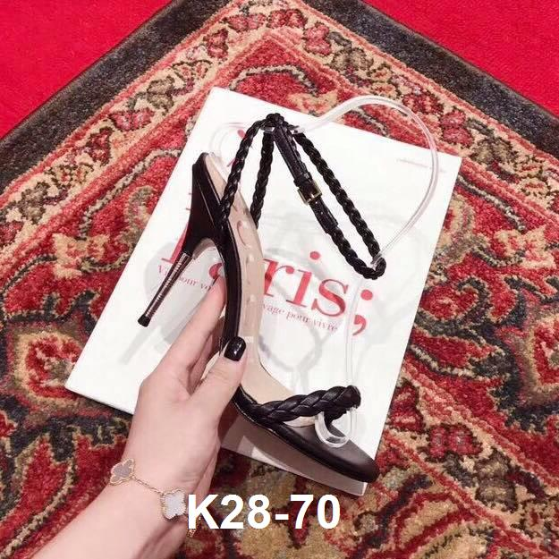 K28-70 Gucci sandal cao 10cm siêu cấp