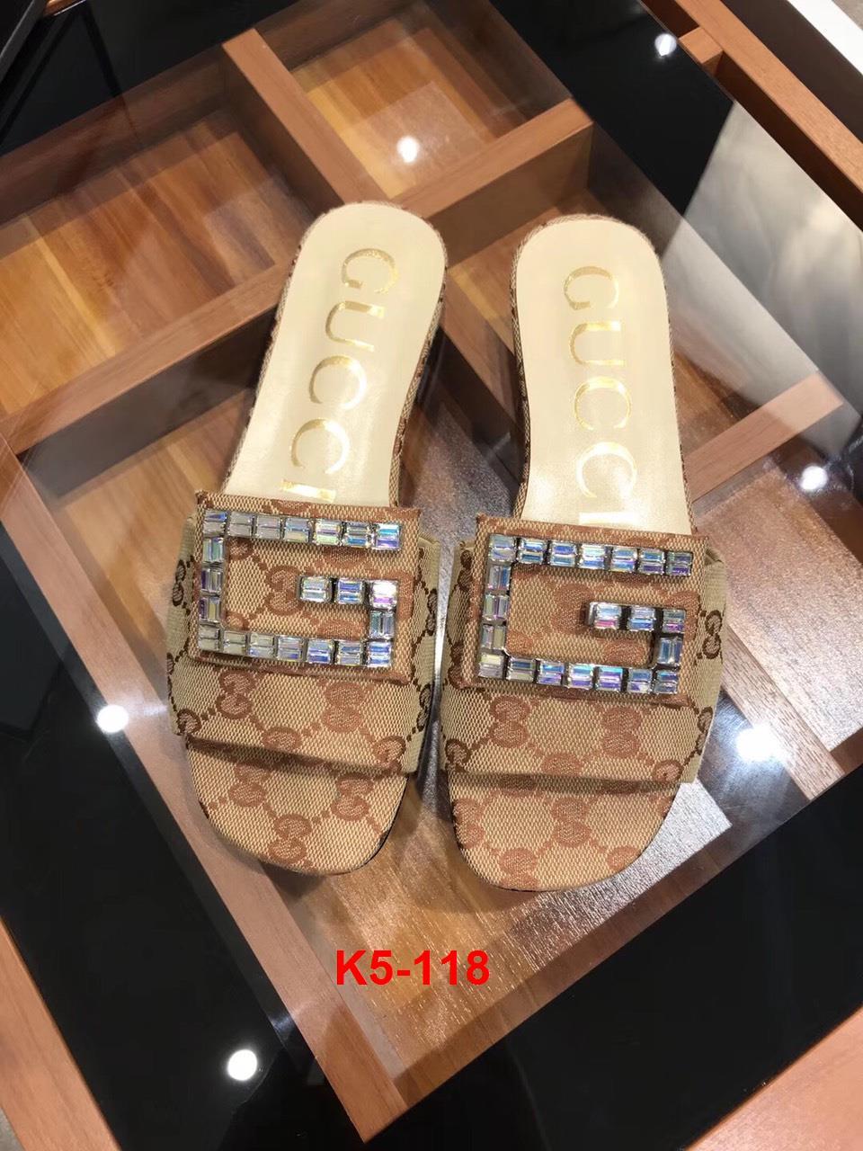 K5-118 Gucci dép bệt siêu cấp