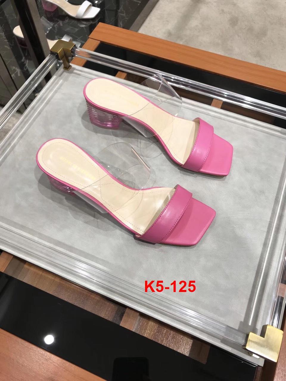 K5-125 Nicholas Kirkwood dép cao 5cm siêu cấp