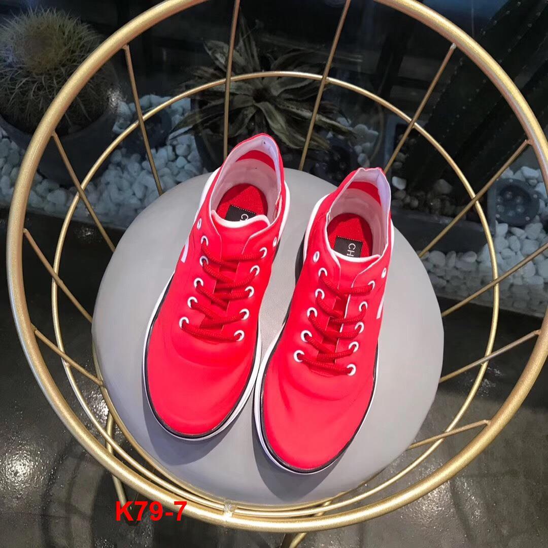 K79-7 Chanel giày thể thao siêu cấp