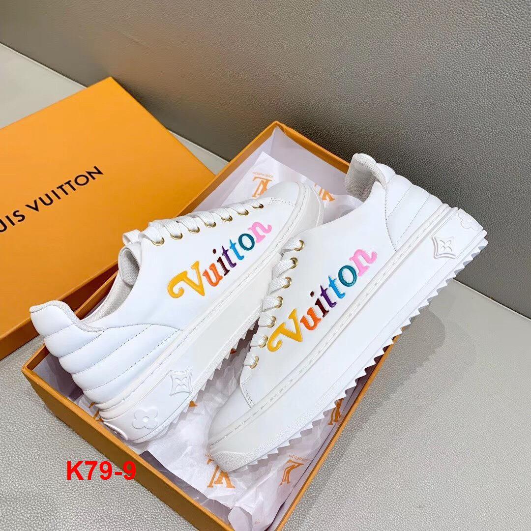 K79-9 Louis Vuitton giày thể thao siêu cấp