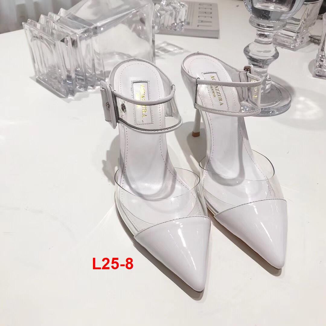 L25-8 Aquazzura sandal cao 9cm siêu cấp