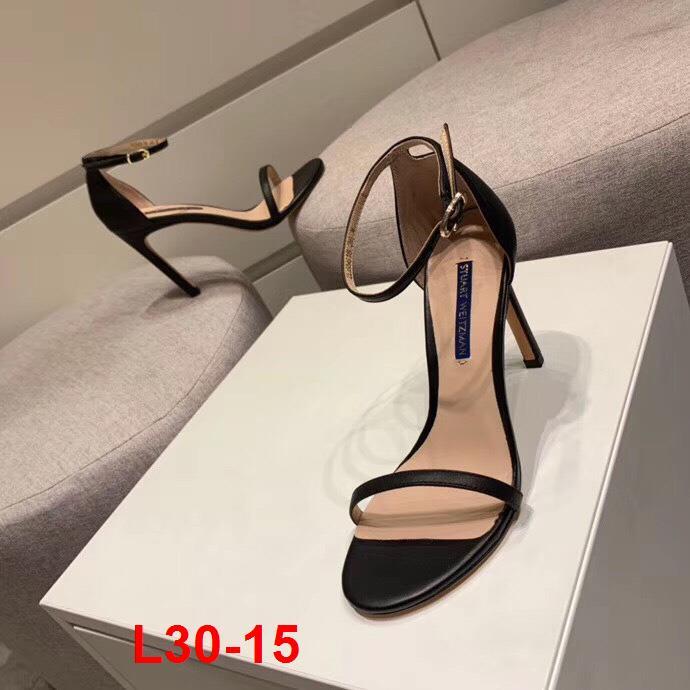 L30-15 Stuart Weitzman sandal cao 10cm siêu cấp
