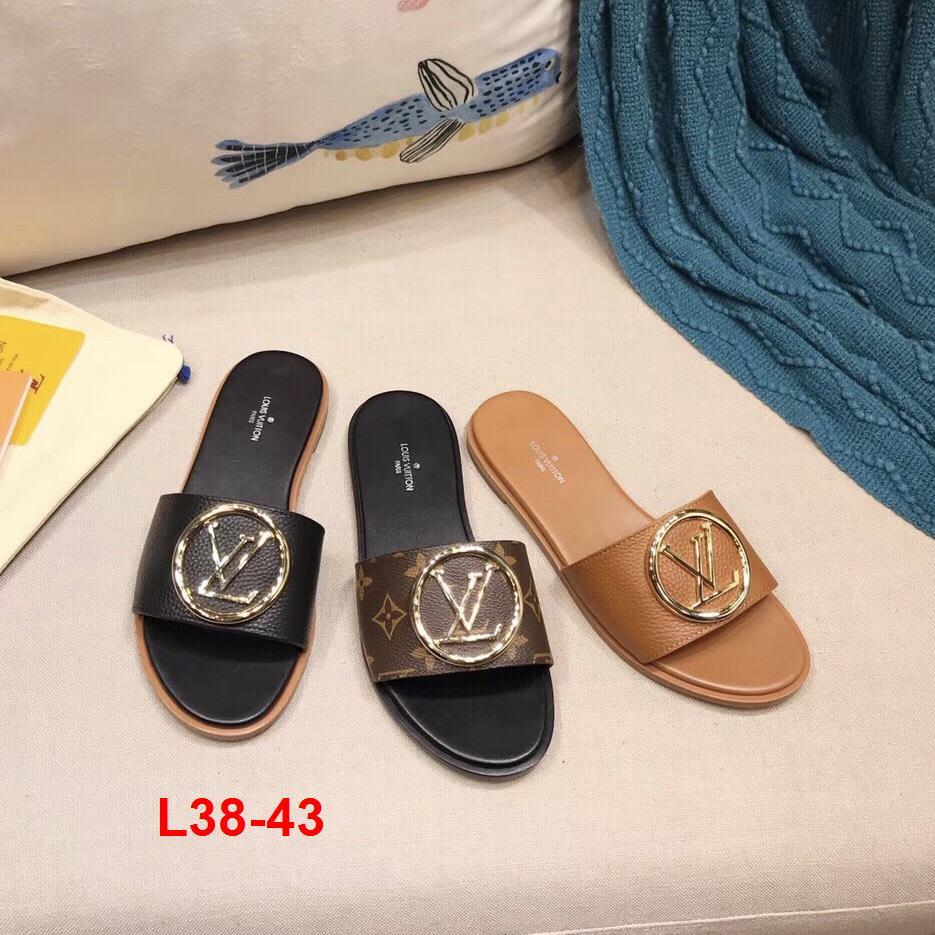 L38-43 Louis Vuitton dép bệt siêu cấp