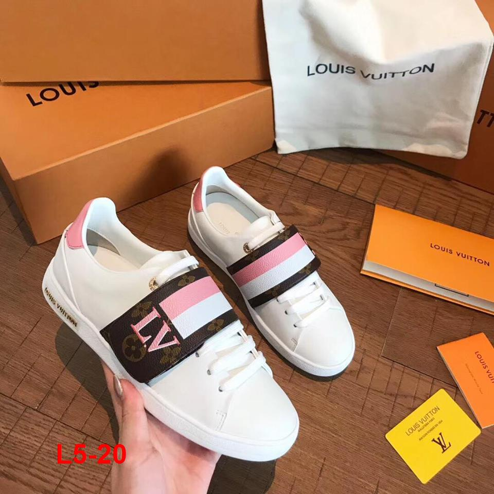 L5-20 Louis Vuitton giày thể thao siêu cấp