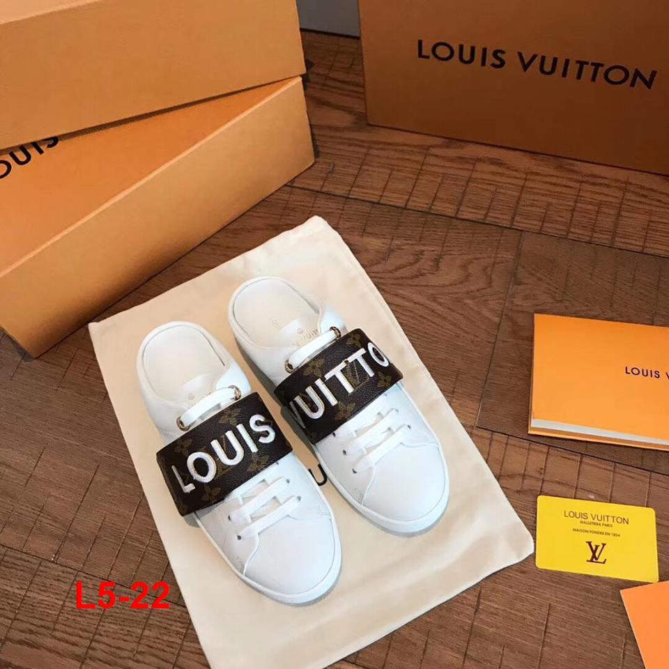 L5-22 Louis Vuitton dép thể thao siêu cấp