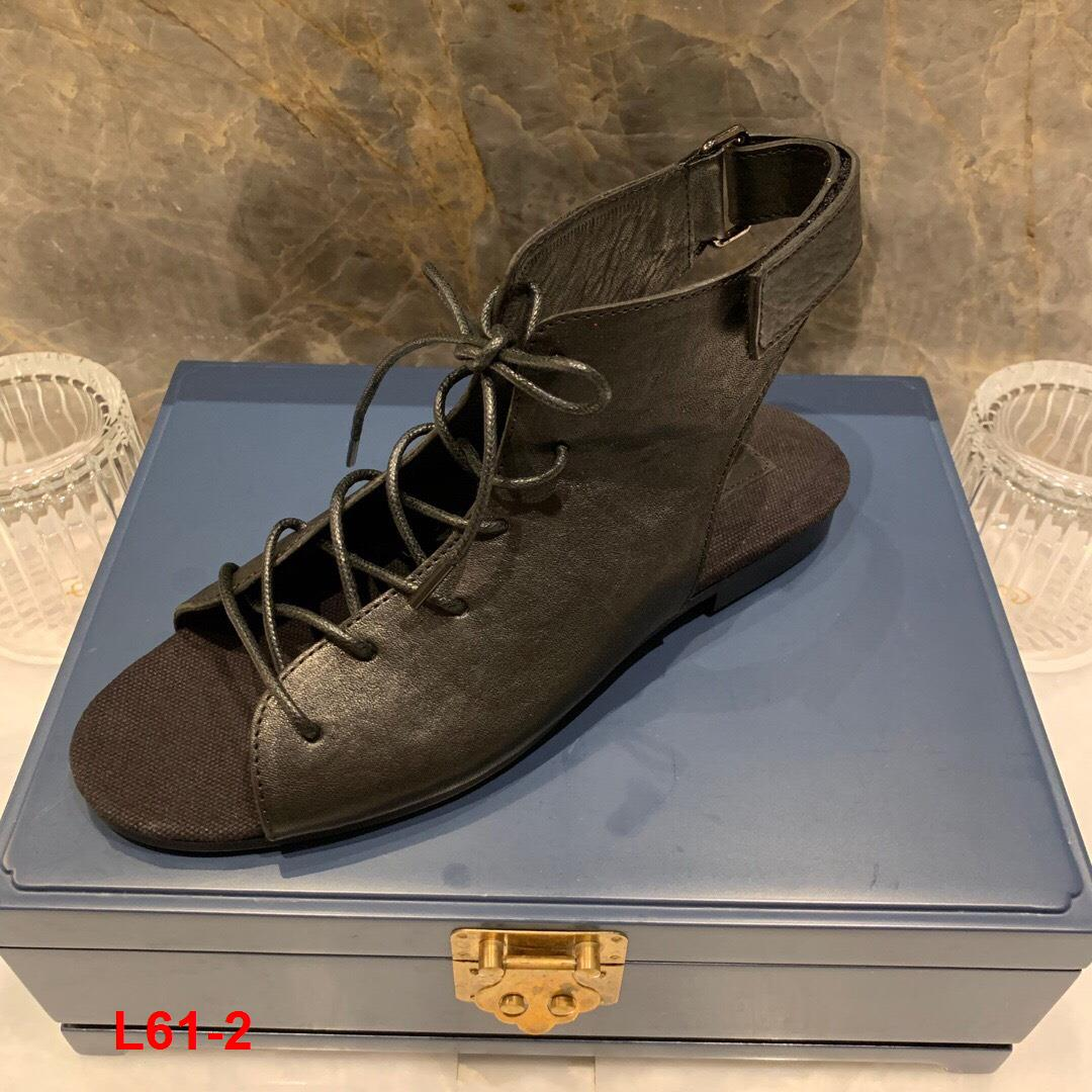L61-2 Youhji Yamamoto sandal bệt siêu cấp