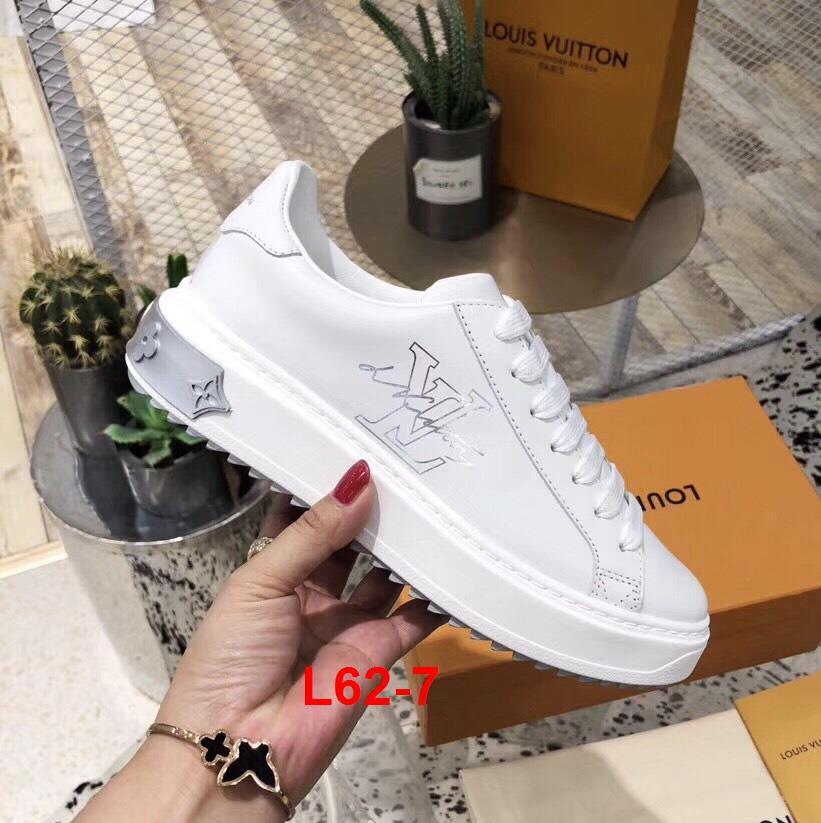 L62-7 Louis Vuitton giày thể thao siêu cấp