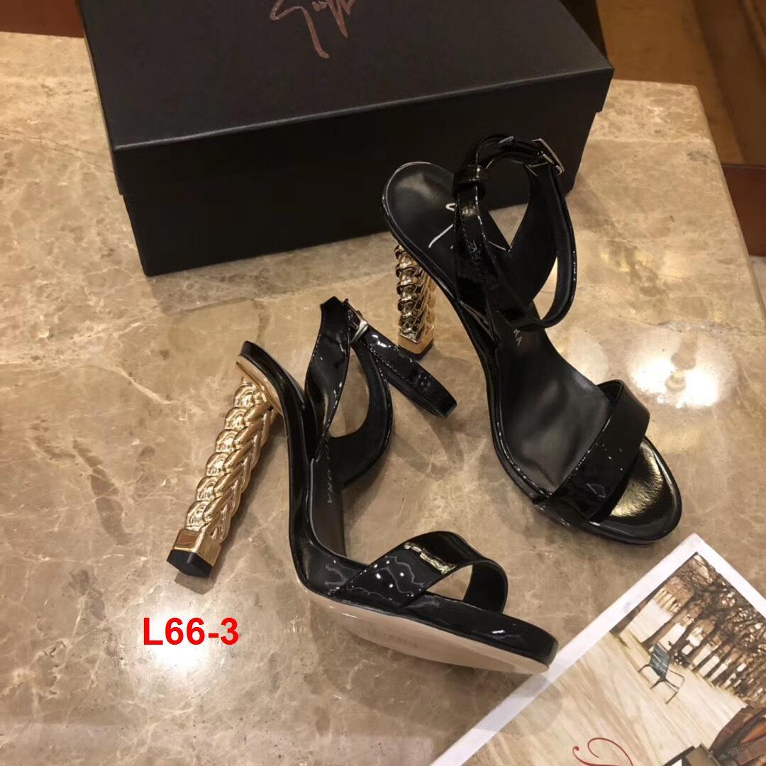 L66-3 Giuseppe Zanotti Gz sandal cao 10cm siêu cấp