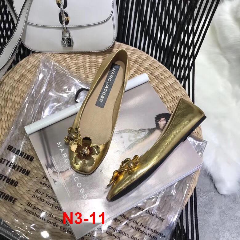 N3-11 Marc Jacobs giày bệt siêu cấp
