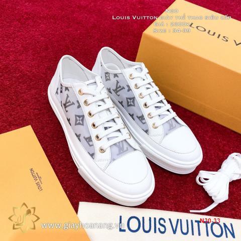 N30-33 Louis Vuitton giày thể thao siêu cấp