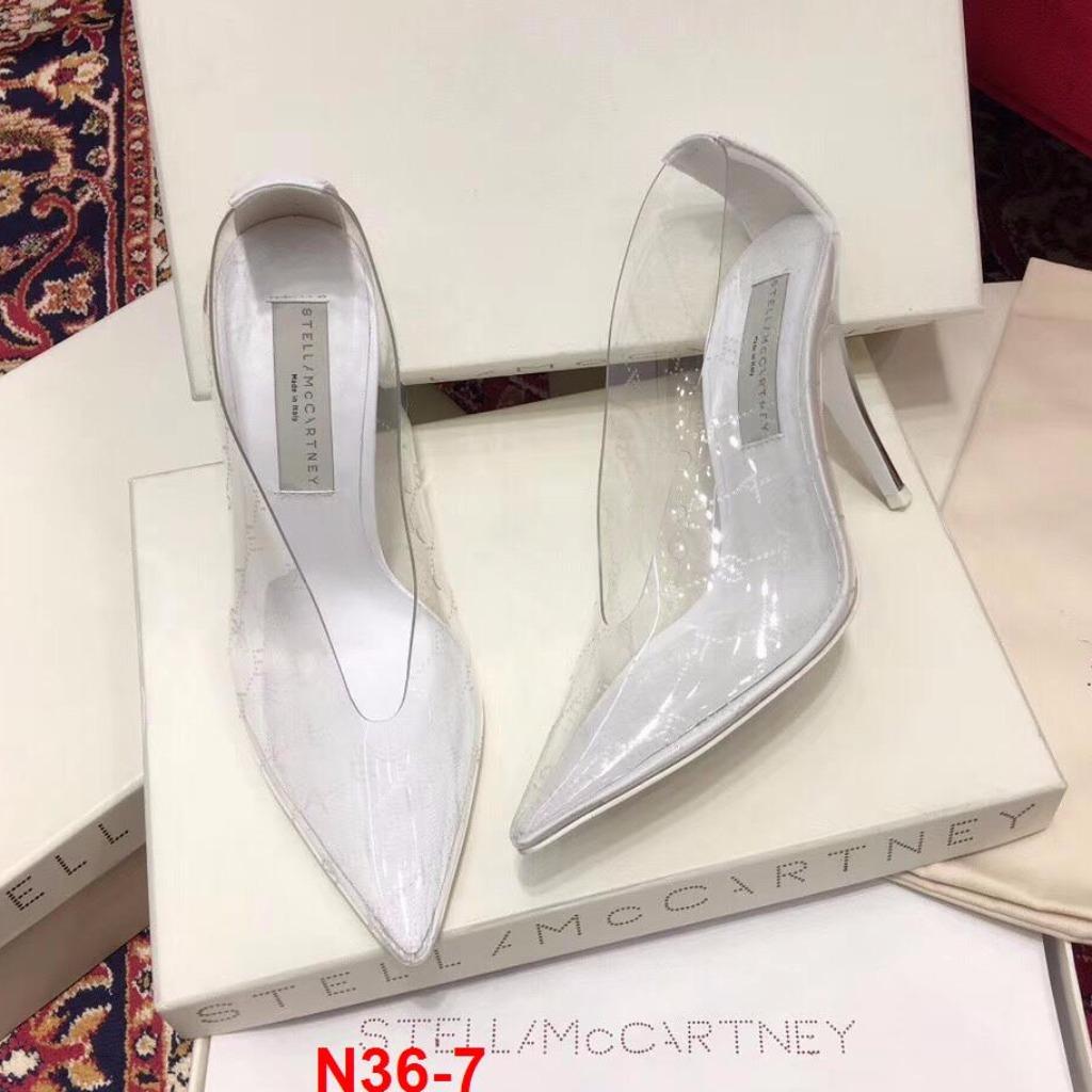 N36-7 Stella Mccartney giày cao 9cm siêu cấp