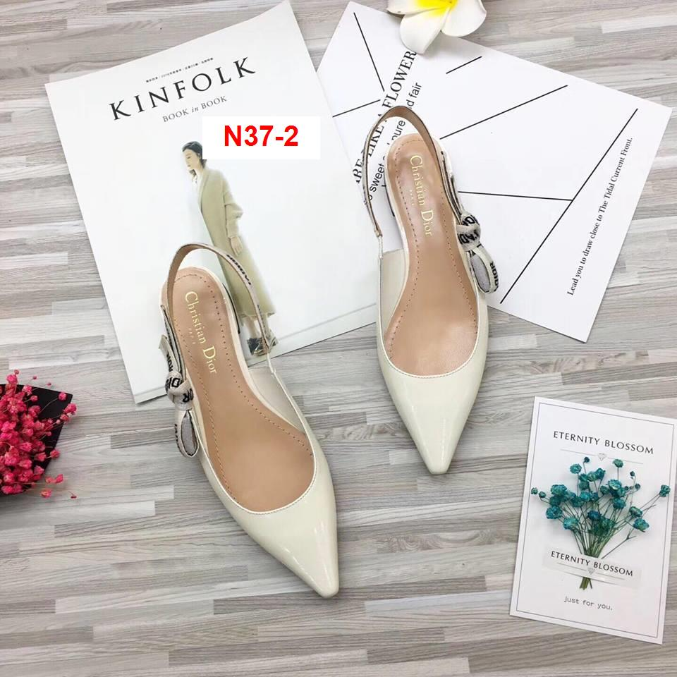 N37-2 Dior siêu cấp sandal bệt
