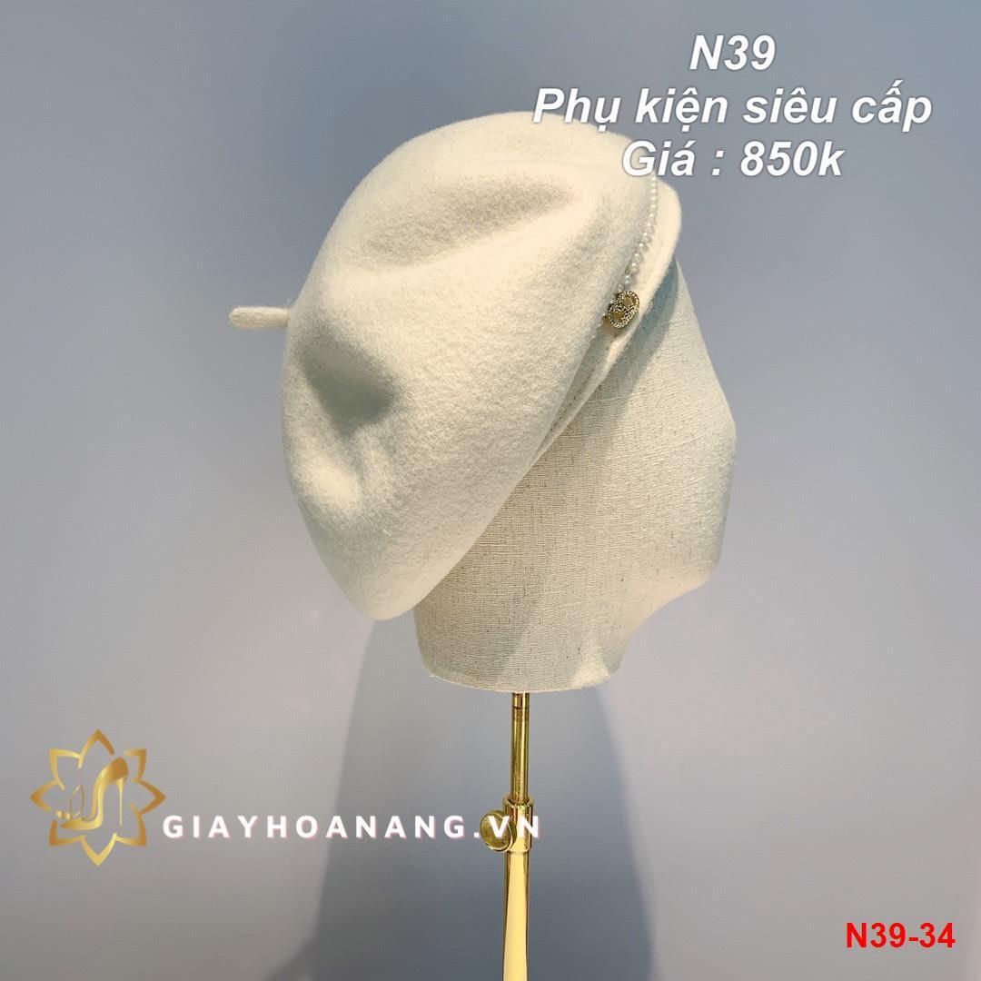 N39-34 Phụ kiện siêu cấp