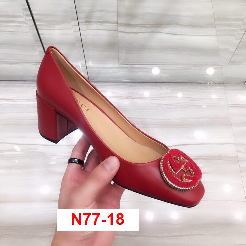 L67 - Gucci giày cao 5cm siêu cấp