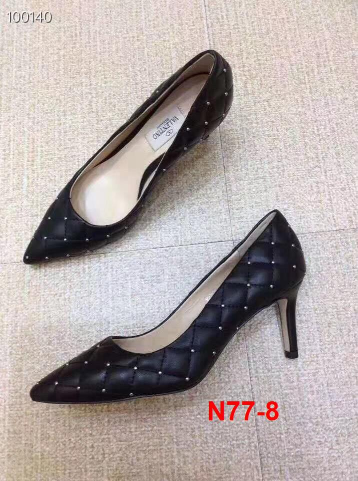 L67 - Valentino giày cao 6cm siêu cấp