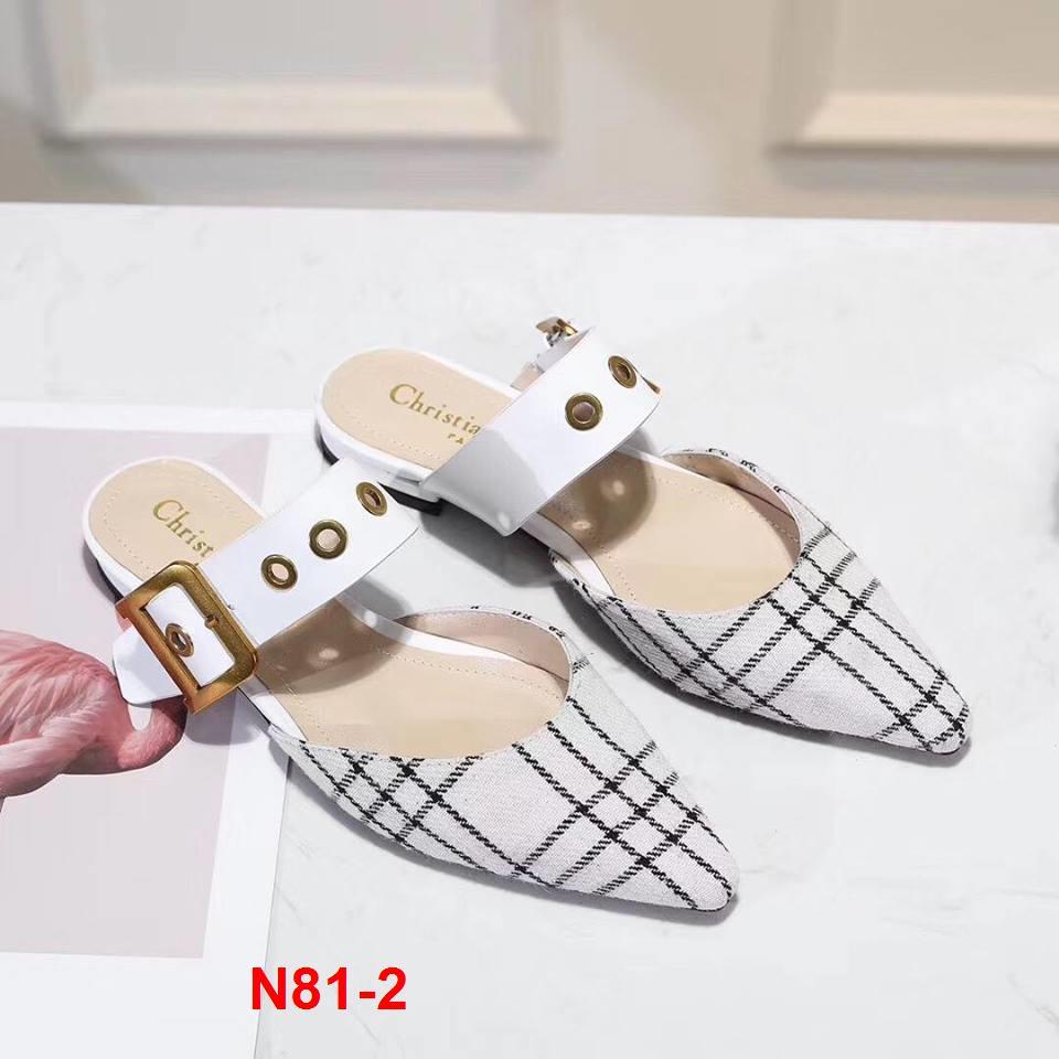 N81-2 Dior dép bệt siêu cấp