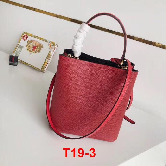 T19-3 Prada túi size 22cm siêu cấp