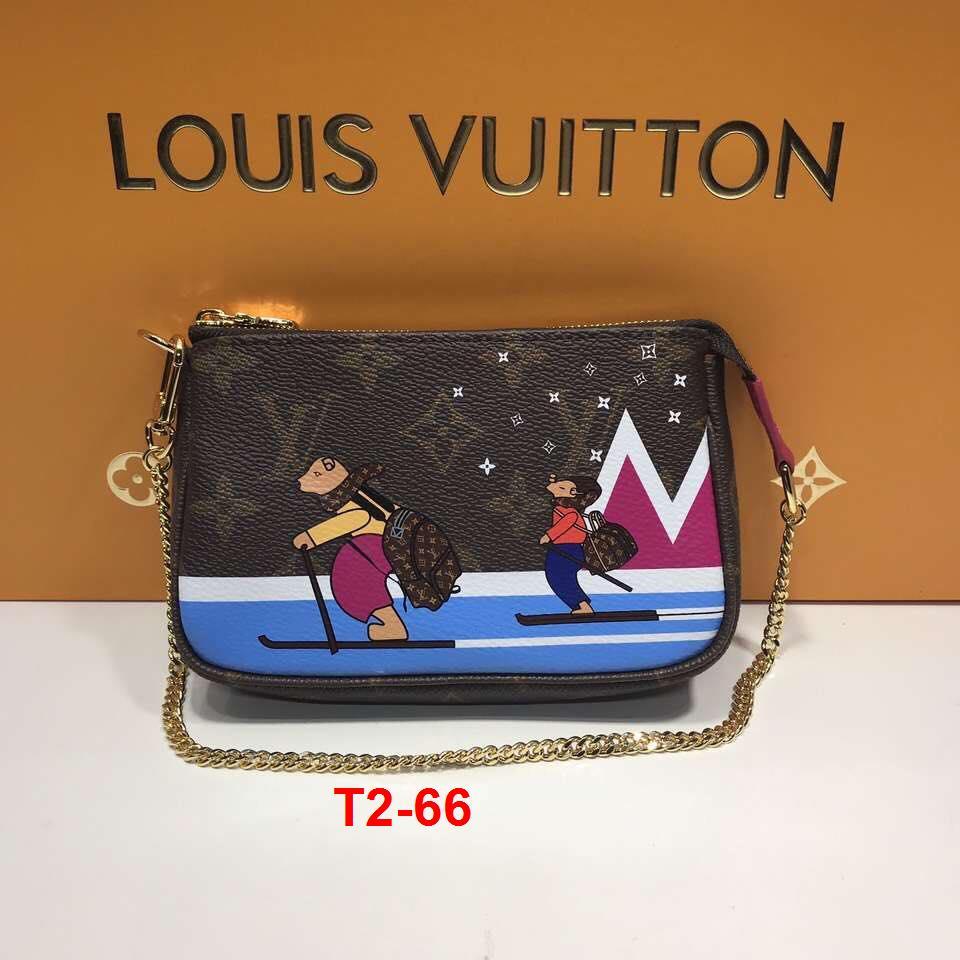 T2-66 Louis Vuitton túi size 16cm siêu cấp
