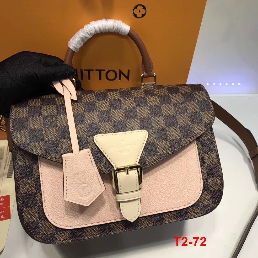 T2-72 Louis Vuitton túi size 25cm siêu cấp