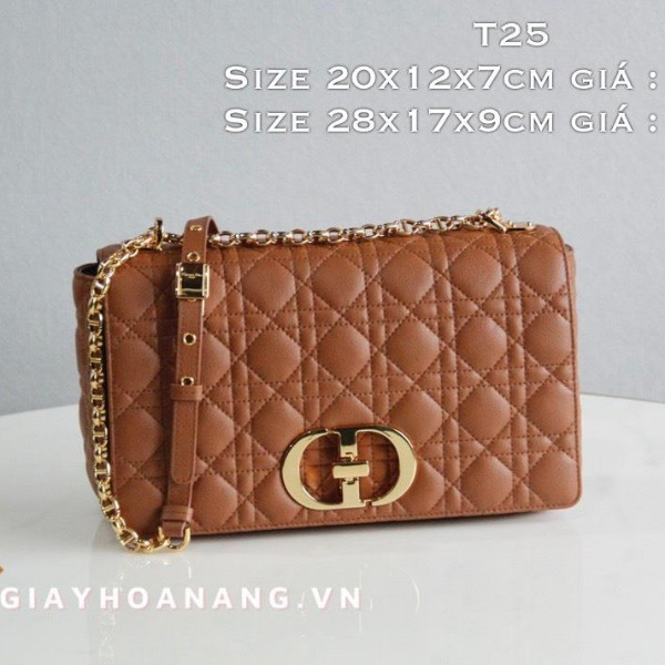 T25-93 Dior túi size 20cm , 28cm siêu cấp