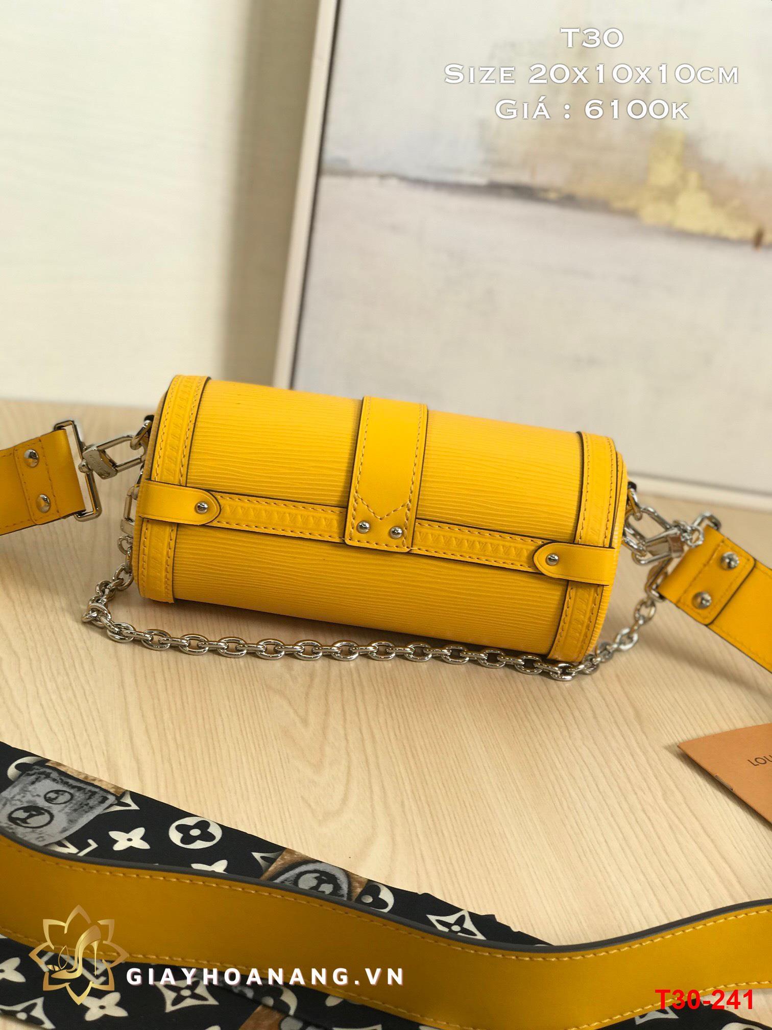 T30-241 Louis Vuitton túi size 20cm siêu cấp
