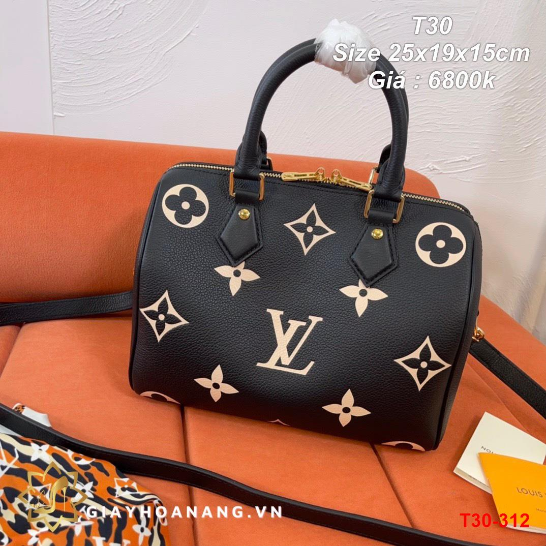 T30-312 Louis Vuitton túi size 25cm siêu cấp