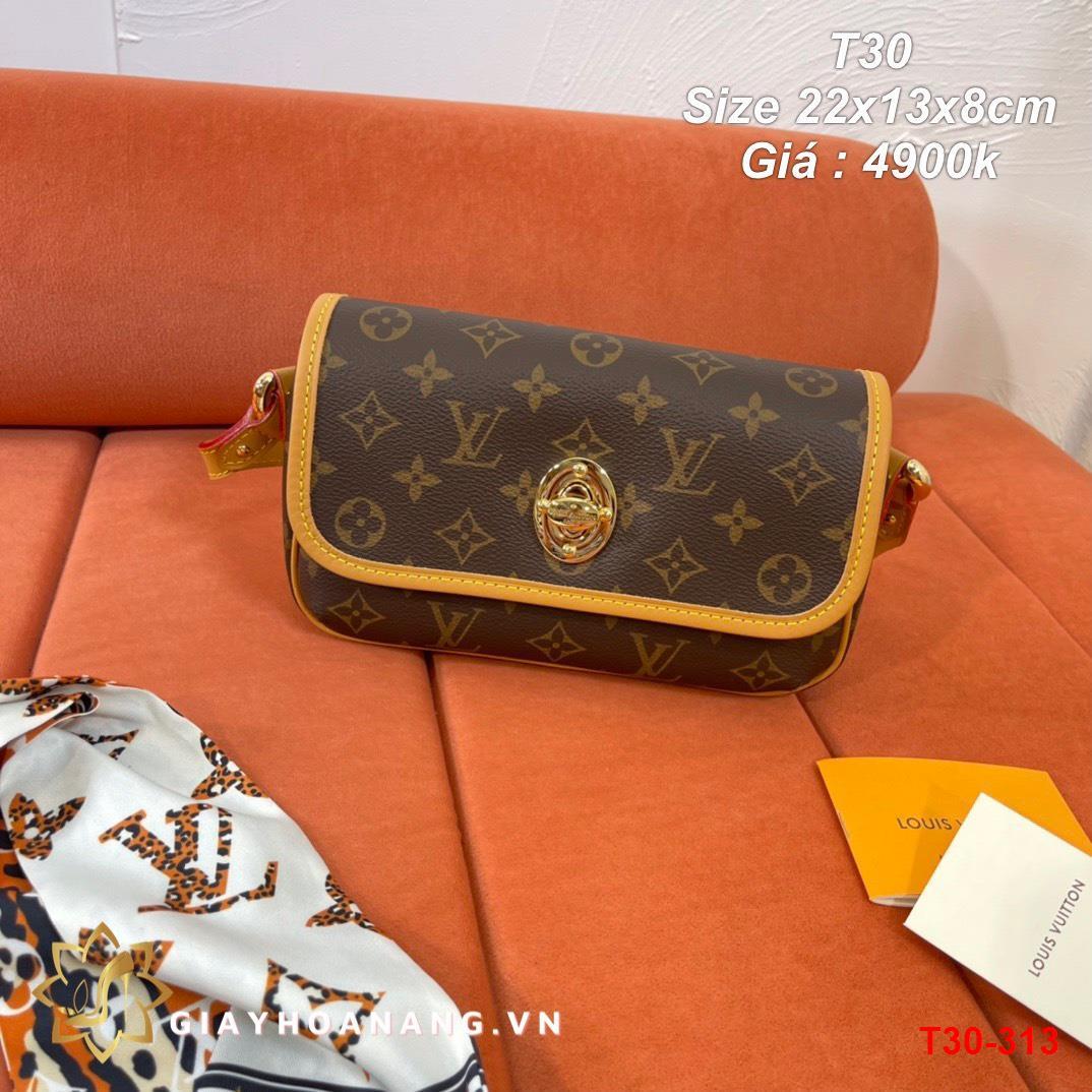 T30-313 Louis Vuitton túi size 22cm siêu cấp