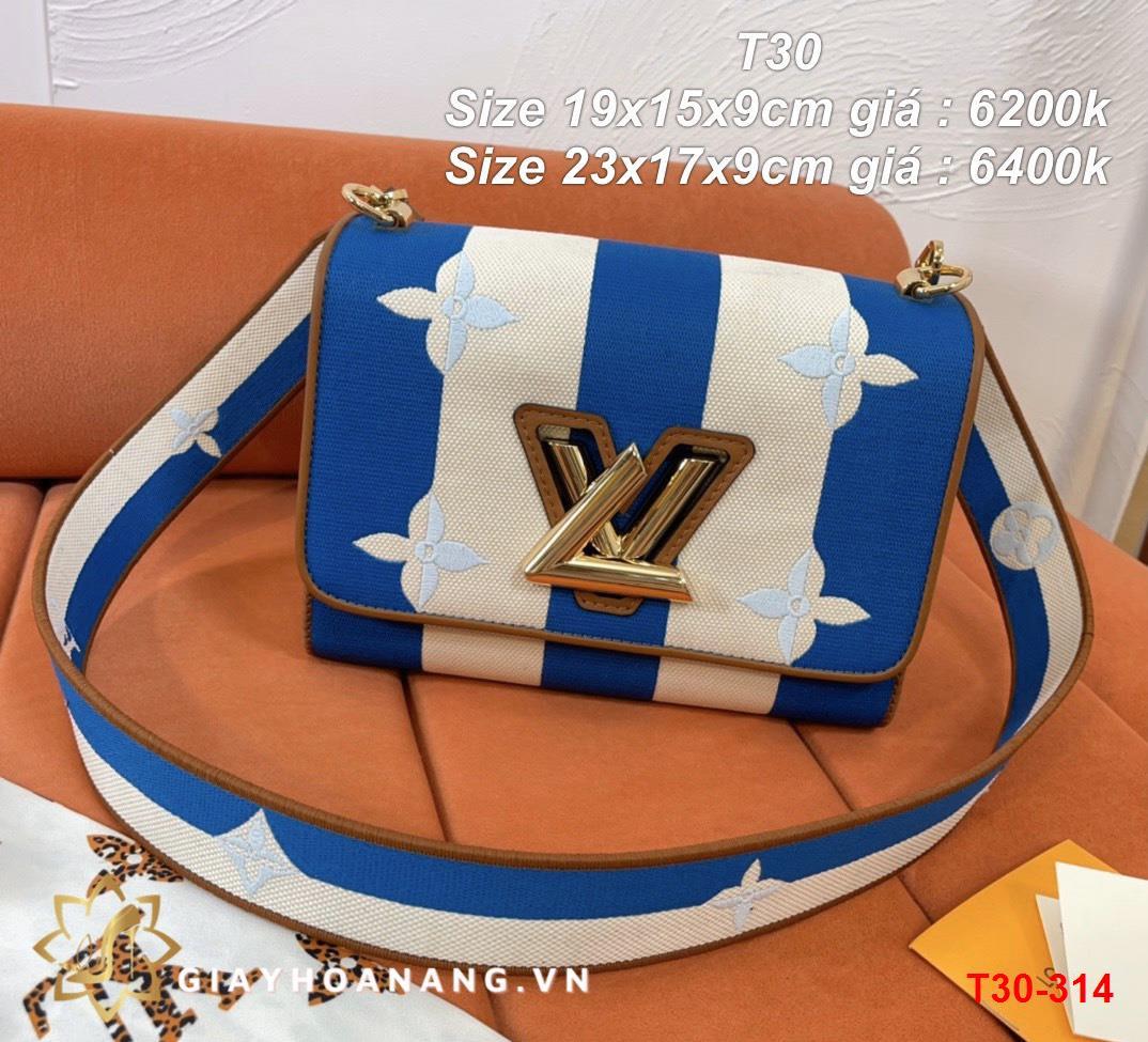 T30-314 Louis Vuitton túi size 19cm , 23cm siêu cấp
