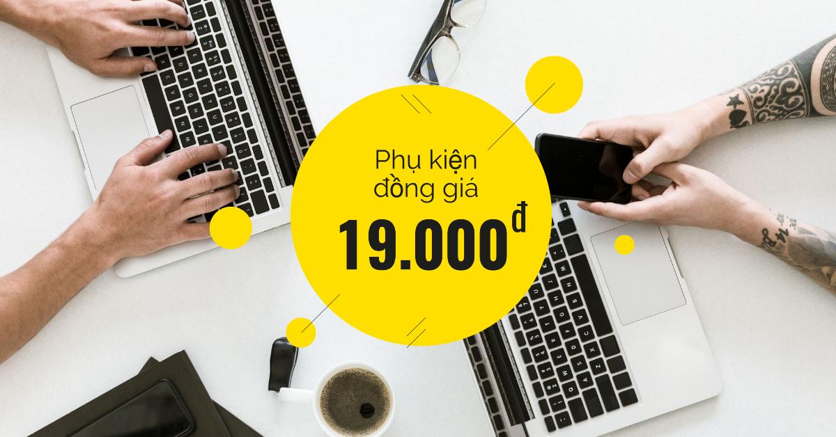 Solo Giảm Đồng Loạt 20-50%