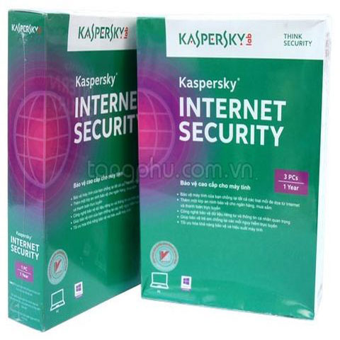 Kaspersky Internet Security 3PC