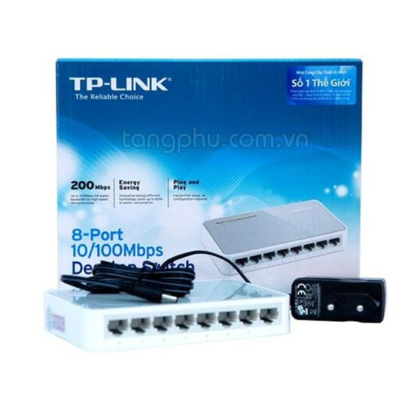 Switch TP - Link 8P