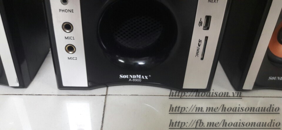SOUNDMAX 8900